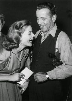 Lauren and Humphrey