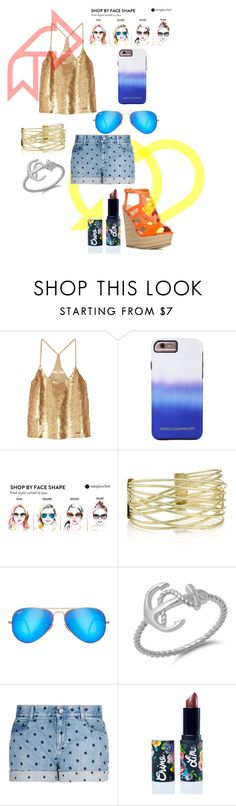"""191"" by agnesmocsai on Polyvore featuring TIBI, Rebecca Minkoff, Ray-Ban, STELLA McCARTNEY and Lime Crime"