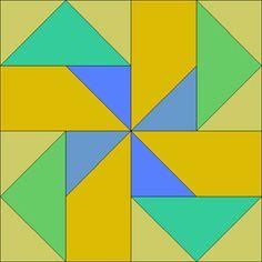 BlockBase Sew Along - Block 1 #1336