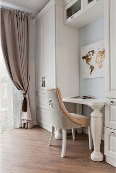 Дизайн современного кабинета или домашнего офиса: 100 идей с фото