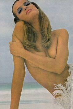 Veruschka by Franco Rubartelli, Vogue 1966