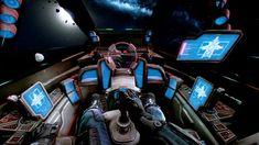 ship cockpit - Google Search