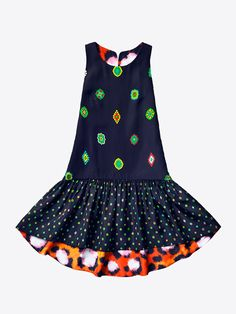 Kenzo x H&M dress, $129. Photo: H&M.