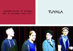 CROWDFUNDING Pre-Oder your CD! Album Production TUYALA - 4 Musiker*innen, die gemeinsam ihren ganz eigenen Sound zwischen Poetic Vocal Jazz und Spoken Word kreieren.