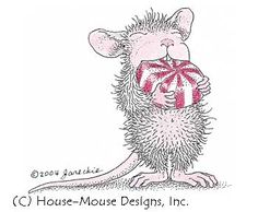 """Monica featured on The Daily Squeek® for January 28th, 2015. Click on the image to see it on a bunch of really """"Mice"""" products."""