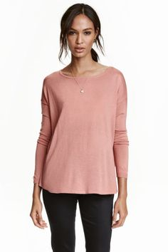 Fine-knit jumper | H&M
