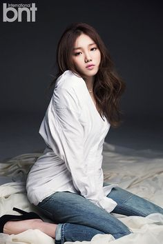 Lee Sung Kyung for BNT International Female Actresses, Korean Actresses, Korean Actors, Lee Sung Kyung, Joon Hyung, Ulzzang, Weightlifting Fairy Kim Bok Joo, Korean Model, Girl Crushes