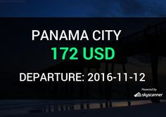 Flight from Orlando to Panama City by Copa #travel #ticket #flight #deals   BOOK NOW >>>