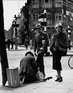 Vintage Shoe Shine 1936.