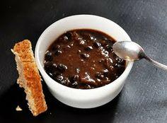 Alex's Edibles: Black Bean Yam Soup
