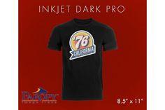 "Paropy INKJET DARK PRO Heat Transfer Paper - 8.5"" x 11"" - 50 Sheets"