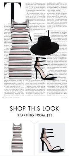 """""""Untitled #80"""" by axivq on Polyvore featuring T By Alexander Wang, Anne Michelle and rag & bone"""