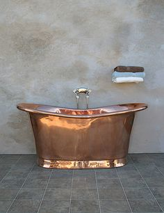 Copper Bath. For body & soul