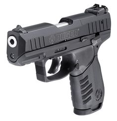 Ruger SR22- (this is the next gun I want! It's a .22 caliber, great to shoot, inexpensive cartridges. Awesome to practice with or to carry!)