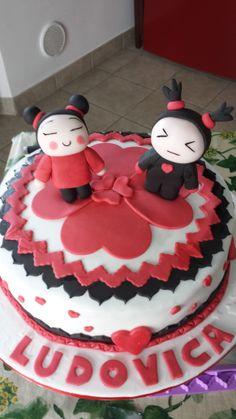 La torta di Pucca