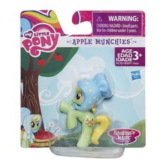 Apple Munchies MLP Friendship is Magic Collection Story Pack