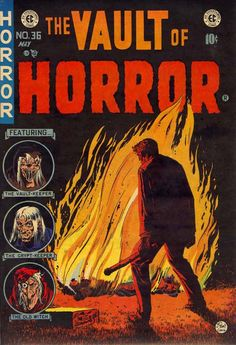 Cover for Vault of Horror