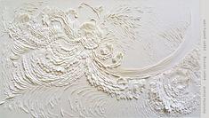 « N o T h i n g M a t t e r s » n. 05.07.2016 from the Japanese Art Series   domitilla biondi paper carving   paper-poetry.com _______ #papercarving #papercut #paperwork #paperpoetry #minimal #basrelief #miniature #white #shadowart #italianartist #japaneseart #harmonia #beauty #spirituality #paperporn #magnifique #light #love