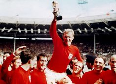 England winning the World Cup 1966