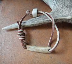 Men's Breckenridge Bracelet  Jodi Rosano  Shed Antler