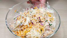 Ich werde nie müde, diesen Salat zu essen! Sie werden dieses einfache Rezept lieben. # 54 - YouTube Creamy Chicken Spinach Pasta, Salad Recipes, Healthy Recipes, Finger Food Appetizers, Summer Salads, Creative Food, Quick Meals, Entrees, Food To Make