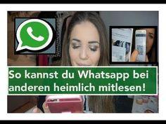 WHATSAPP NACHRICHTEN SPIONIEREN ALLE CHATS MITLESEN EGAL OB VON DER FREUENDIN ODER FREUEND GANZ EAZY - YouTube Youtube Hacks, Make Up Tricks, Tips & Tricks, Iphone Whatsapp, Whatsapp Hacks, Telefon Hacks, Photo Facebook, Youtube Comments, 1000 Life Hacks