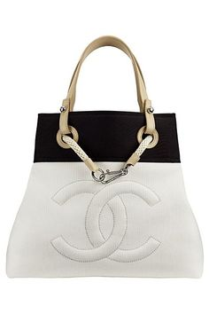 Chanel - Black and White Bags