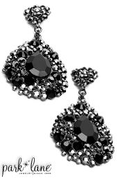 E-collection LUST earrings! Just beautiful! Park Lane Jewelry