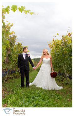 Doug & Erica: Millbrook Winery Wedding » Turnquist Photography