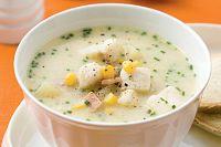 Fish Chowder Recipe from Chef Darina Allen.