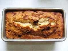 """This cinnamony treat straddles the line between """"dessert"""" and """"breakfast"""" in the best possible way."""