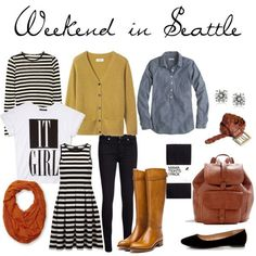 Long Weekend Packing List | The Young, Broke, and Talented