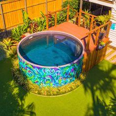180 Exterior Design Ideas Tank Pool Backyard Stock Tank Pool