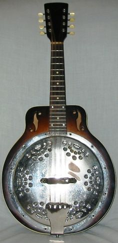Dobro resonator Mandolin --- https://www.pinterest.com/lardyfatboy/
