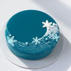 I Make Mirror Glazed Mousse Cakes