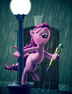 67194 - artist:giantmosquito, parody, pinkie pie, rain, safe ...
