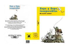 Sapo y sepo inseparables word