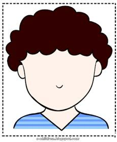 RECURSOS DE EDUCACION INFANTIL: PLANTILLAS PARA TRABAJAR LAS EXPRESIONES All About Me Crafts, Body Preschool, Feelings And Emotions, Dramatic Play, Motor Activities, Bible Lessons, Kids And Parenting, Kids Learning, Clip Art