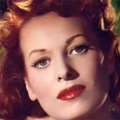 Maureen Ohara- the original iconic redhead