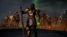 Decide what type of leader you will be in Dragon Age: Inquisition.