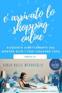 Acquista i voucher TSPA direttamente dal sito www.thotel.it. Ora si può, con un semplice click! THotel, Cagliari Relax, Journey, The Journey