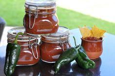 Tomaten-Zucchini-Salsa – die perfekte Dip-Sauce