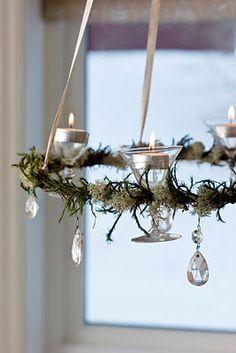 {The Dandelion Chronicles}: Advent Wreaths 2012