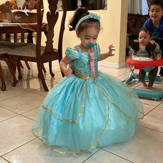 Cinderella Costume, Cinderella Dresses, Disney Dresses, Princess Jasmine Dress, Princess Dresses, Tinkerbell Dress, Beast Costume, Plain Dress, Light Dress