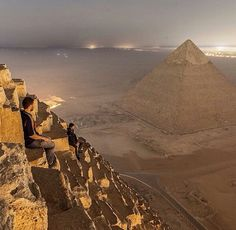 Egypt, Pyramid.