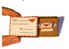 Postcard Miniature Matchbox Craft @ Rs. 149