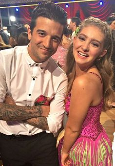 They shouldn't of left Dwts they should of been one of the finalists. Willow and Mark are so much better than some of the other couples on there.