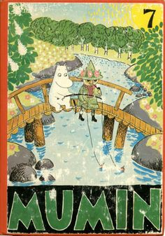 Mumin 7, by Tove Jansson