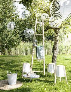 DIY lanterns | DIY bladerlampions | Photography Sjoerd Eickmans | Styling Gieke van Lon (humade.nl) and Lotte Dekker | vtwonen 05-2016