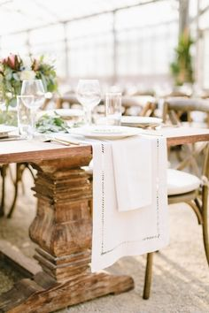 Jodee Debes Photography | Sarah + Darren's Romantic Dos Pueblos Orchid Farm Wedding | Photo | PartySlate South African Flowers, Orchids, Bohemian, Romantic, Table Decorations, Country, Wedding, Valentines Day Weddings, Romantic Things